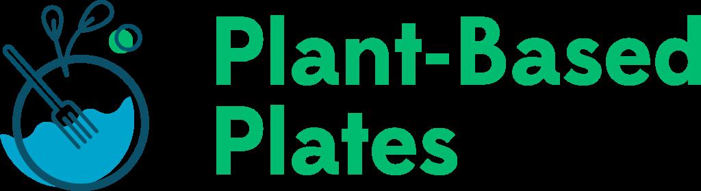 Plant based plates program logo